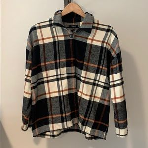 Madewell Relaxed Fit Flannel Button Down